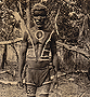 Northern Territory Aborigine - Michael Evans Tribal Art