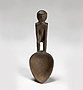 Philippines Ifugao Spoon - Michael Evans Tribal Art